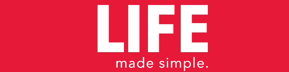 life made simple banner