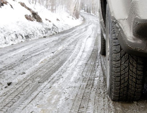 Essential Tips For Motorists Driving On Winter Roads